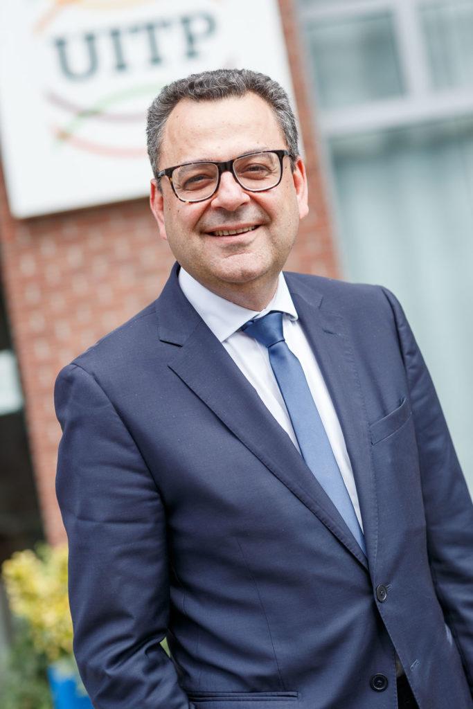 Mohamed Mezghani, Secretary General of UITP